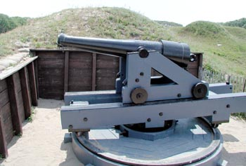 Fort Fisher Gun