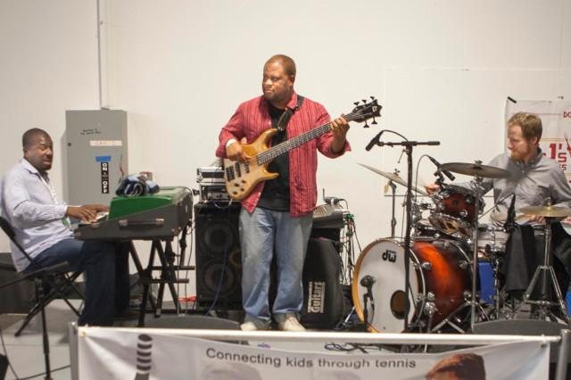 A Band at QCBF