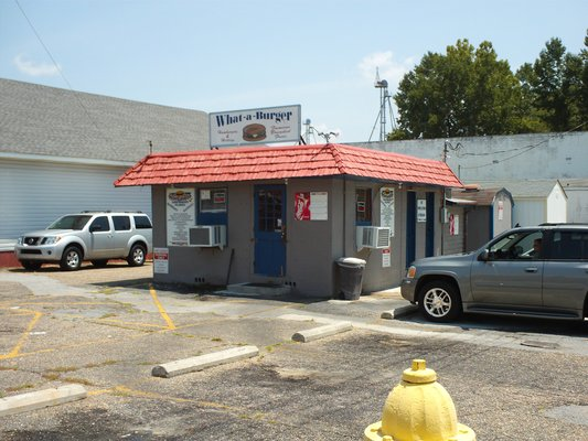 What-a-Burger Whiteville