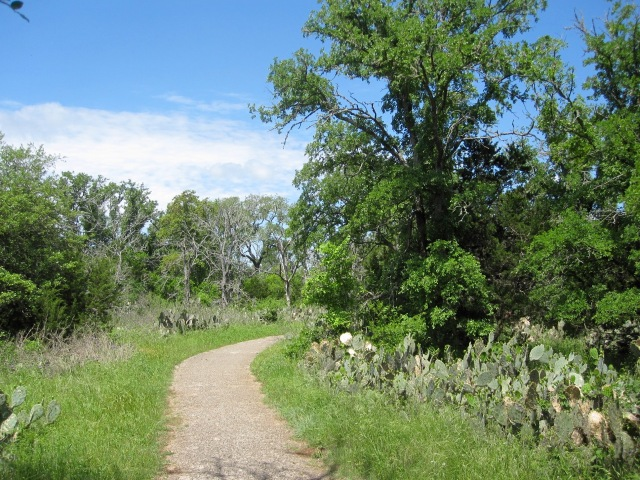 Trail Around the Campground