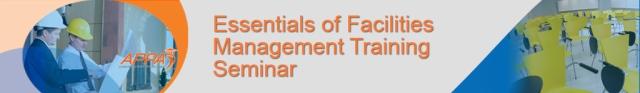 Essentials of Facilities Management