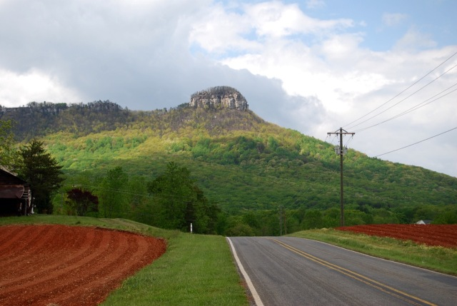 Pilot Mountain - Another View