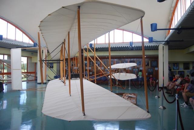 Replica of the 1903 Plane