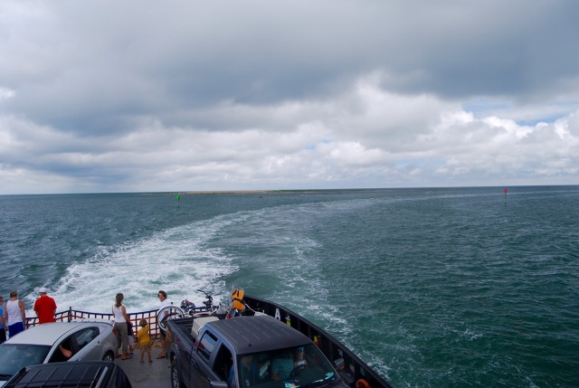 The Ferry to Ocracoke