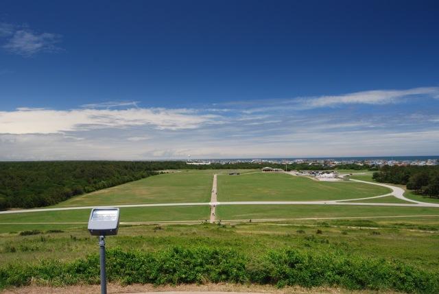 View from Kill Devil Hill