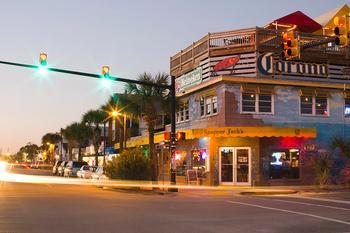Folly Beach Center Street