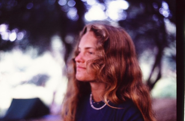 Elfrieda in 1979