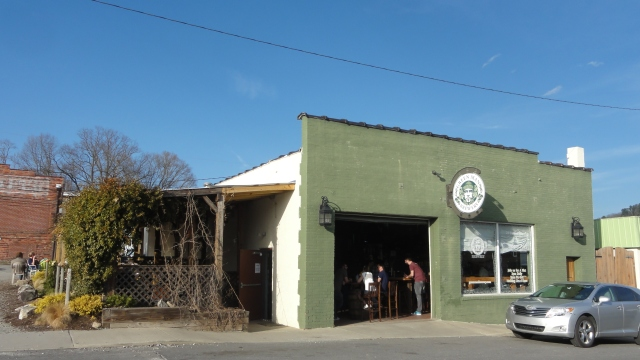 Greenman Brewery