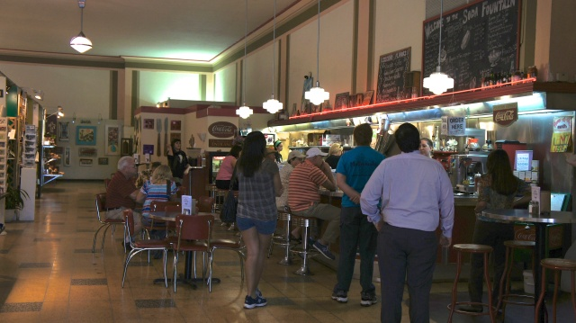 Woolworth Walk and Soda Fountain