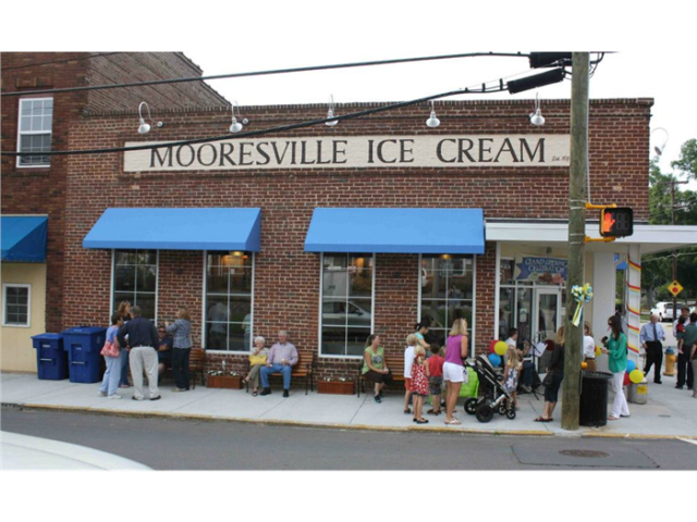 Moorseville Ice Cream