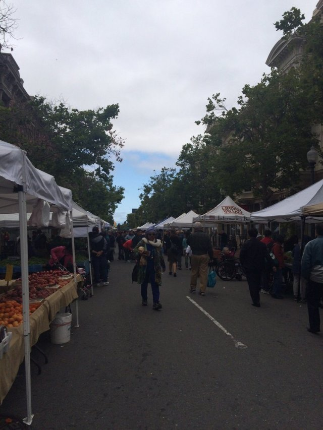 Old Oakland Farmers Market