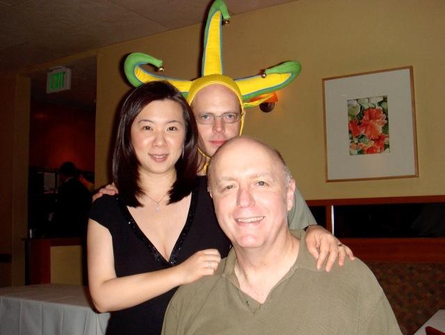 Rivoli 2007 - Lydia, Walter and Charlie