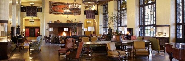 Ahwahnee Lounge