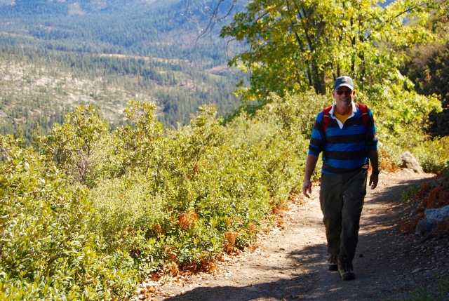 Jerry on the Trail