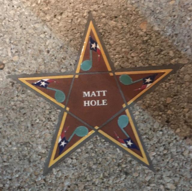 Matt Hole