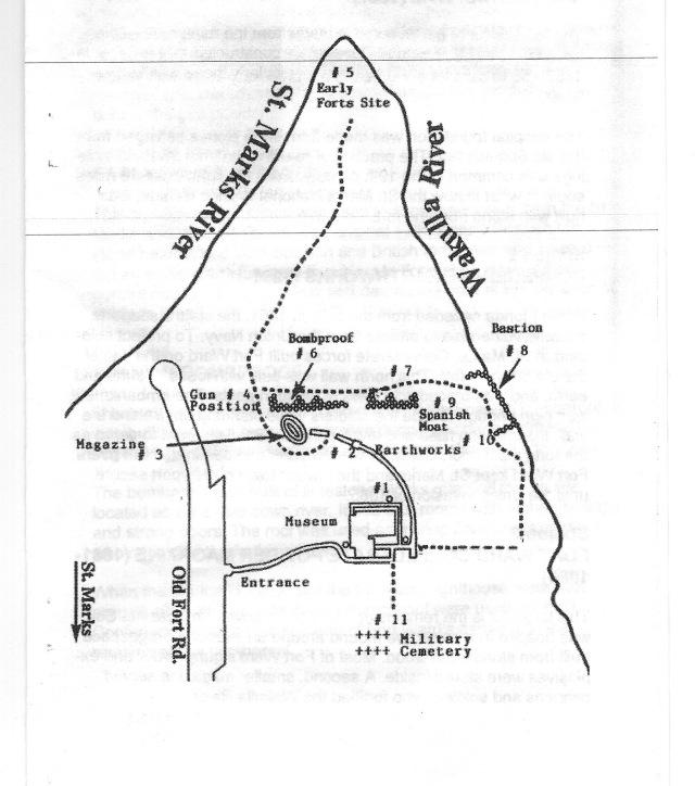 San Marcos de Apalache Hike