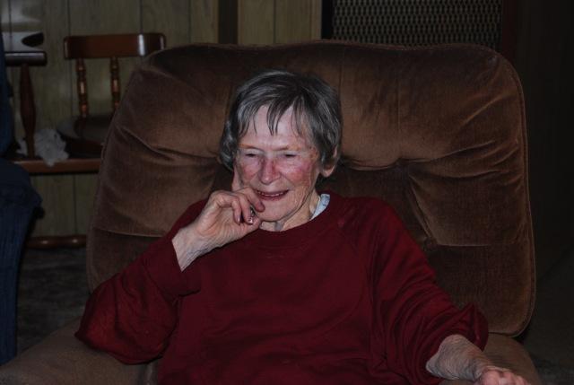 Aunt Shirley - 2012