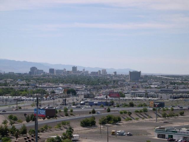 Outskirts of Vegas