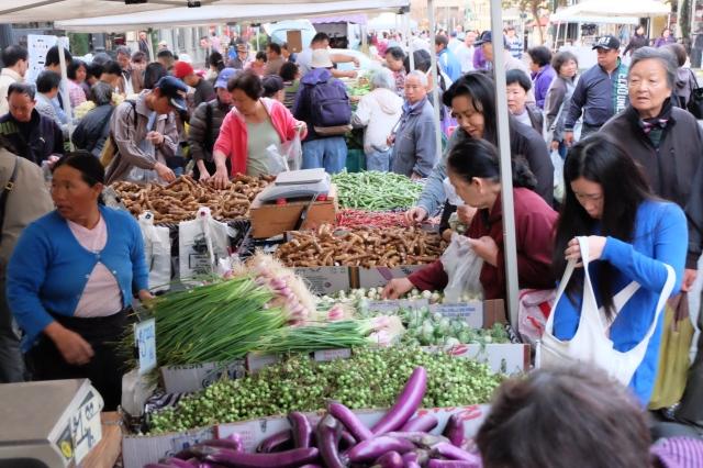 Old Oakland Farmer's Market