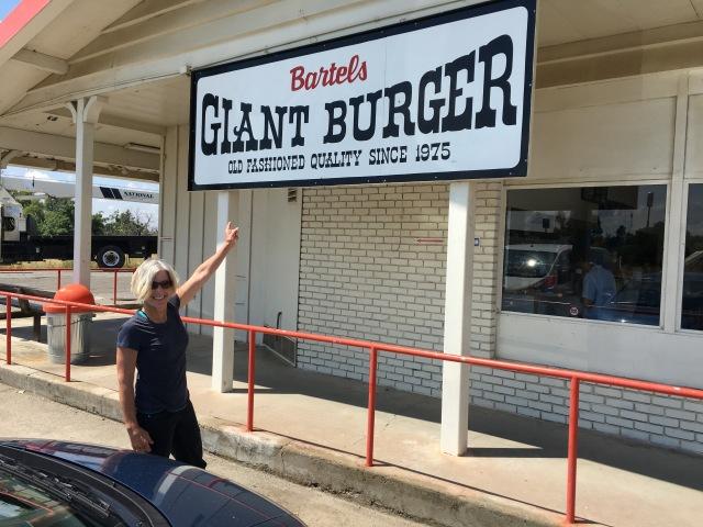 Bartels Giant Burger
