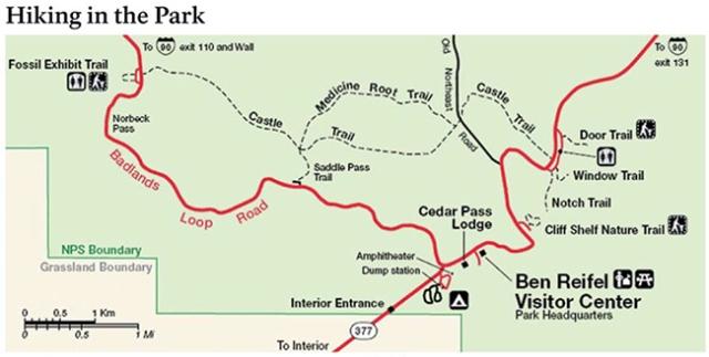 badlandshikingtrails