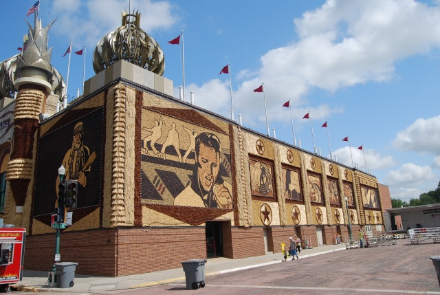 Corn Palace Side Panels
