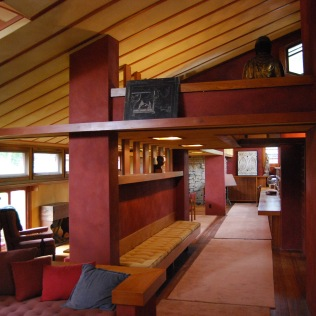 Frank Lloyd Wright's Office