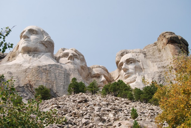 Rushmore UP Close