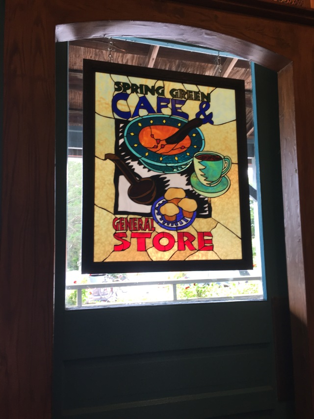Spring Green Cafe