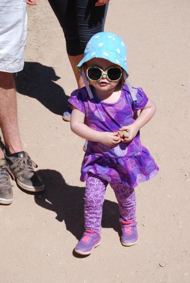 A Fashionable Tourist
