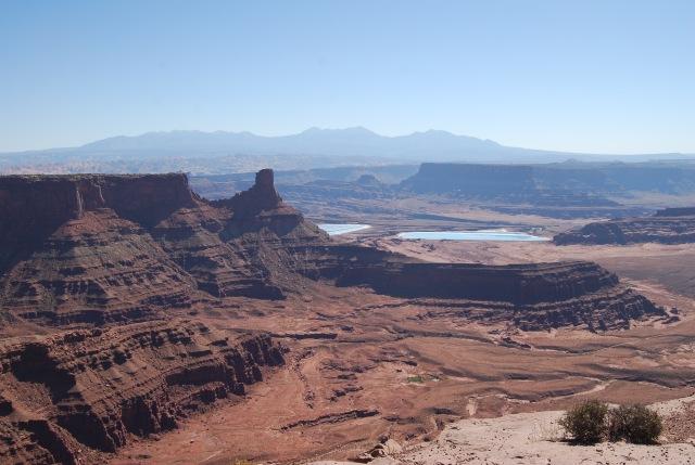 Cliffs and Salt Beds