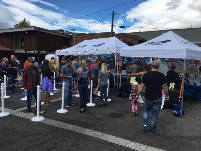 Craft Beer Tents