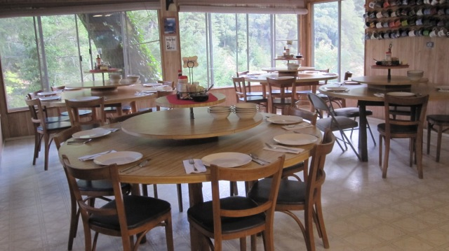 Dining Room at the Lodge