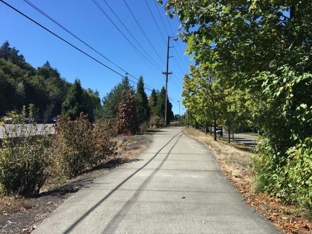 On The Bike Path