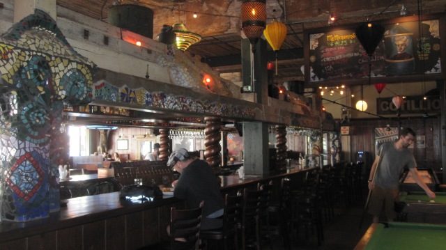 The Pub at the Crystal Palace