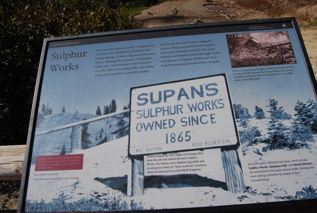 The Sulphur Works