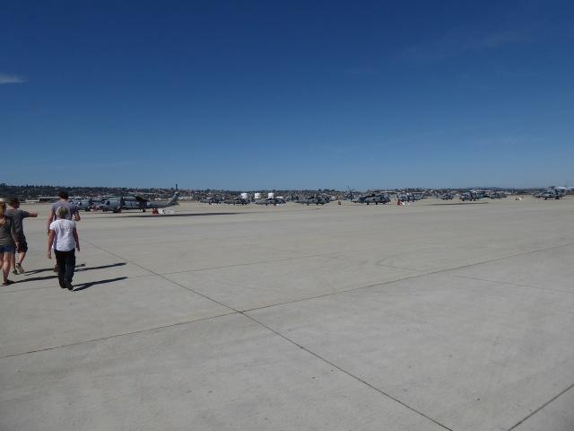 The Flight Line