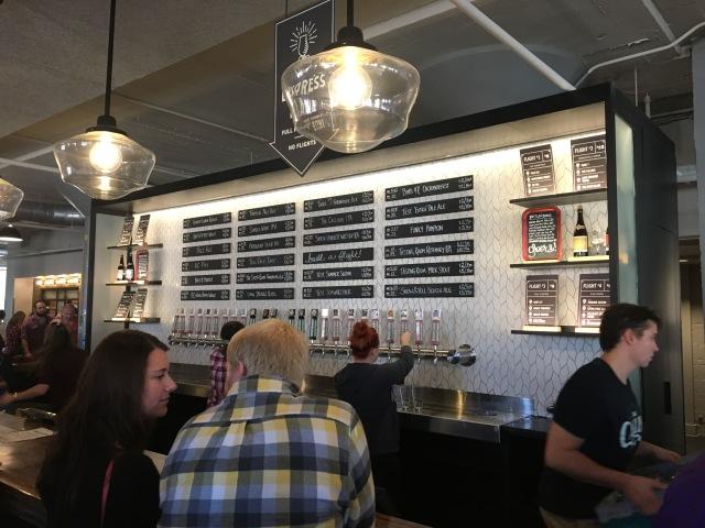Boulevard Brewing Tap List
