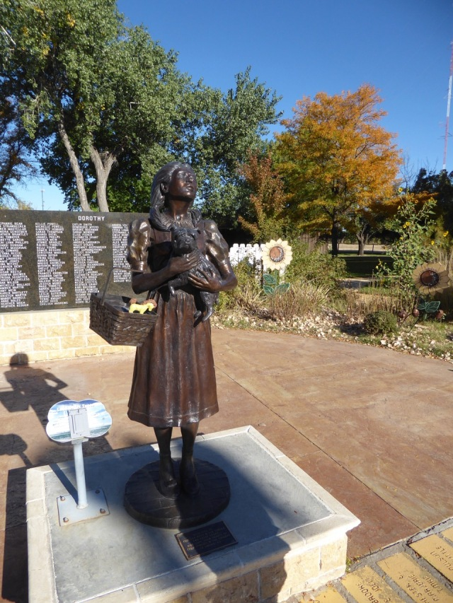 Dorothy in Liberal