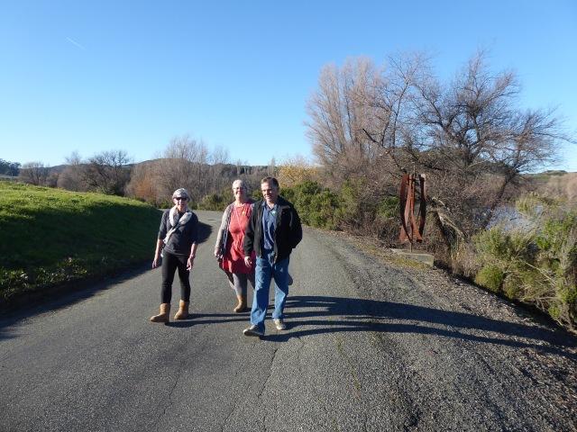Joanna, Shauan and Matt