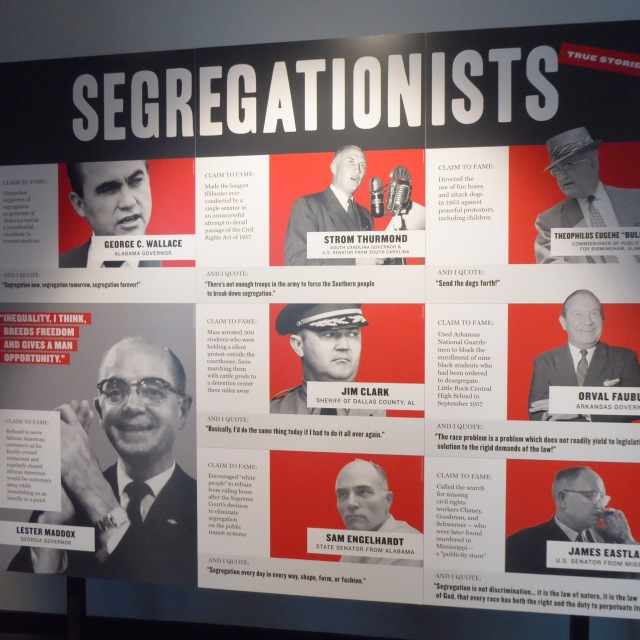 Segregationists