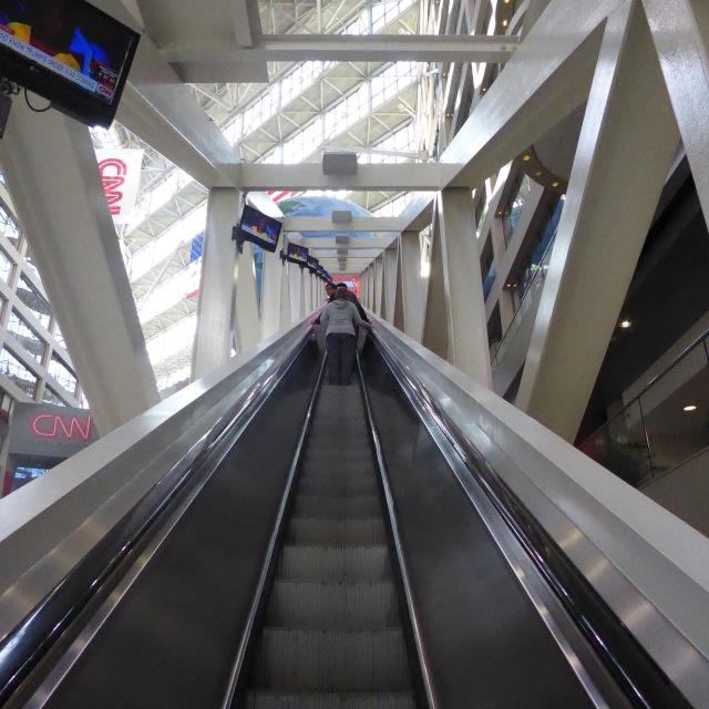 That Tall Escalator