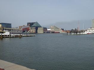 The Inner Harbor