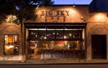 Big Sky Cafe Exterior
