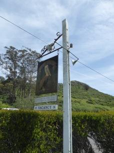 Pelican Inn Sign
