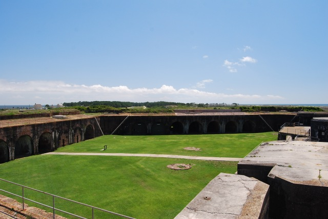 Panorama of the Fort