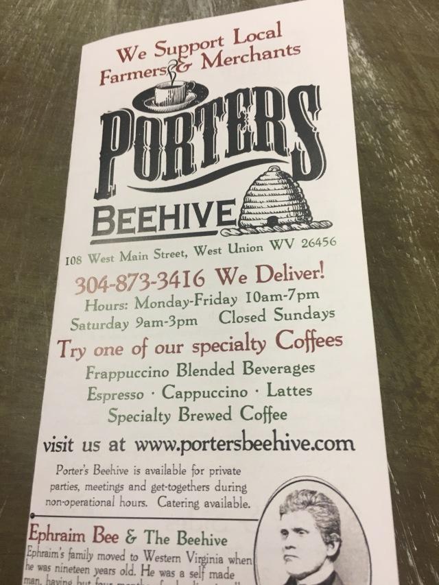 Porters Beehive