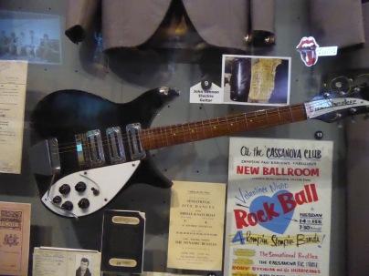 John Lennon's Rickenbacker