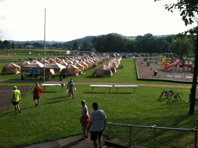 Camping in Meyersdale