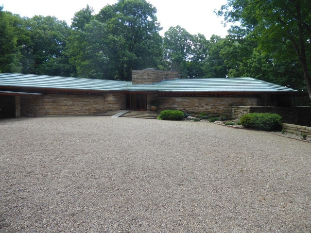 Front of Kentuck Knob